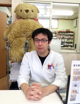 薬剤師 高橋由介さん